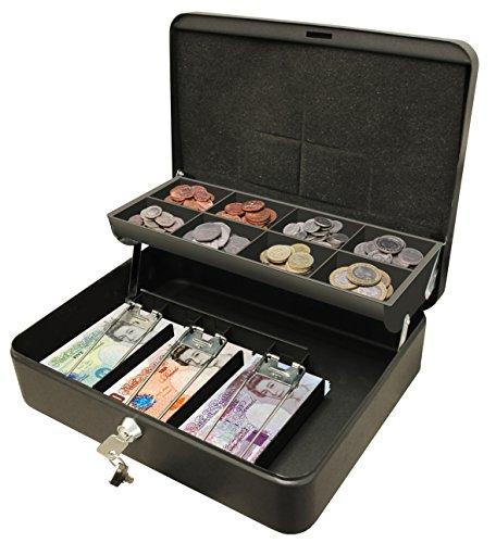 Die Ultimate Cash Book 30,5cm (30cm) von Kathedrale 8Abschnitt Tablett
