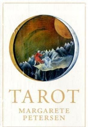 Margarete Petersen Tarot. Englische Ausgabe. Booklet (80 S.) + 78 Tarotkarten