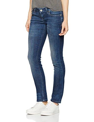 LTB Jeans Damen Straight Jeans Aspen, Blau (Shiro Wash 51084), W31/L32 (Herstellergröße: 31)