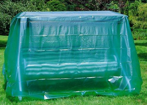 maillesac jp0017Schutzhülle für Hollywoodschaukel Kunststoff grün transparent 260x 130x 180cm