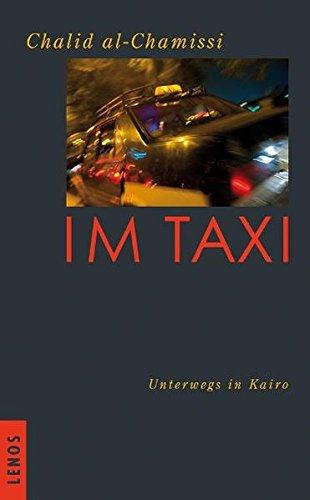 Im Taxi: Unterwegs in Kairo