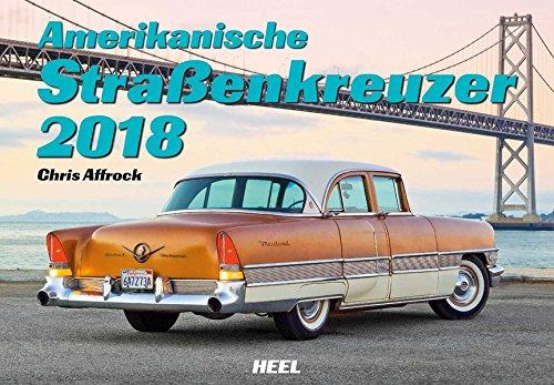 Amerikanische Strassenkreuzer 2018: Die legendärsten Automobile des