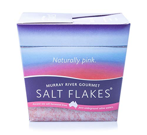 Murray River Salt / Australische Salzflocken Pink, 250 g