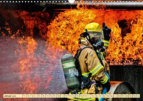 Feuerwehr - weltweit im Einsatz (Wandkalender 2020 DIN A3 quer)