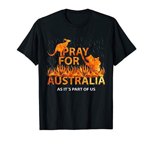 Pray for Australia, Koalabären, Regen, Natur, Menschen Bete T-Shirt
