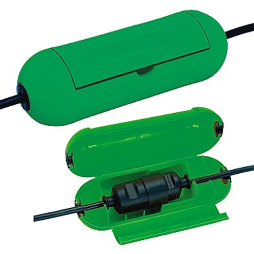 Brennenstuhl Safe-Box grün, 1160400