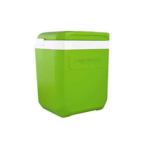 Campingaz Kühlbox Icetime Plus 30 L  in limettengrün aus italienischer Produktion mit einer Kühldauer von bis zu 27 Std.