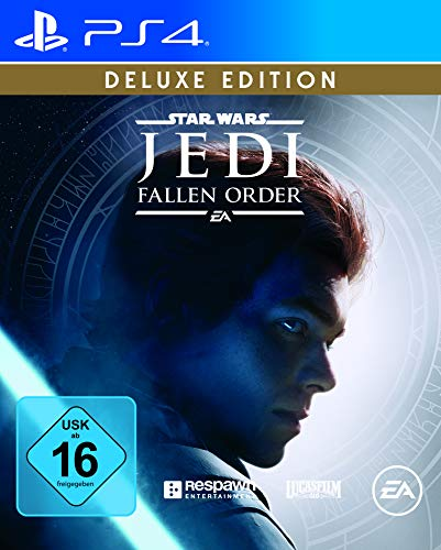 Star Wars Jedi: Fallen Order - Deluxe  Edition - [PlayStation 4]