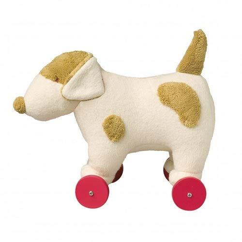 Trousselier 4001-42 Großer weicher Hund auf Rädern
