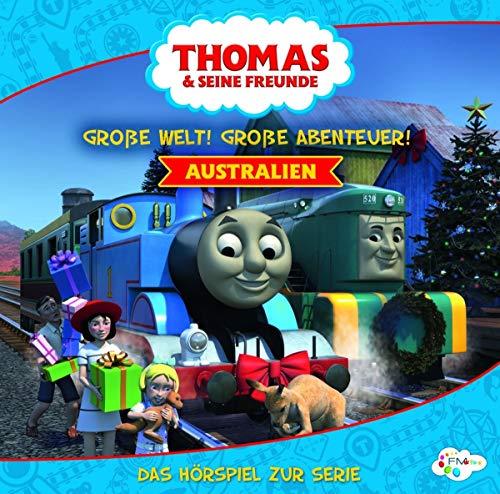Große Welt! Große Abenteuer! Australien (Hörspiel)