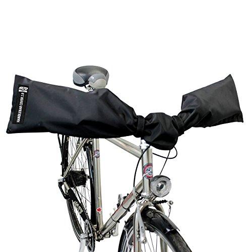 NC-17 Connect Schutzhüllen für E-Bike Lenker und Fahrrad Sattel / Handlebar und Seat Cover 2.0 / Lenkerschutz, Sattelschutz, Schutzhaube für Fahrrad Lenker und Sattel / wasserdicht / One Size / Nylon